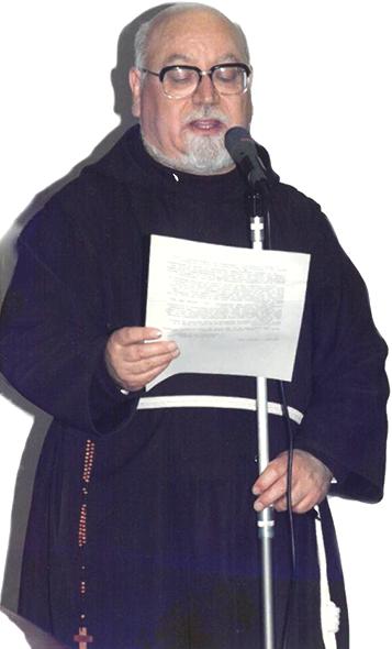 Riposa in pace carissimo padre Bonaventura Salvatore Cinà