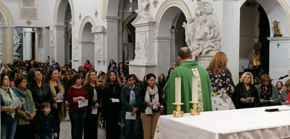 Consegna del Mandato ai Catechisti